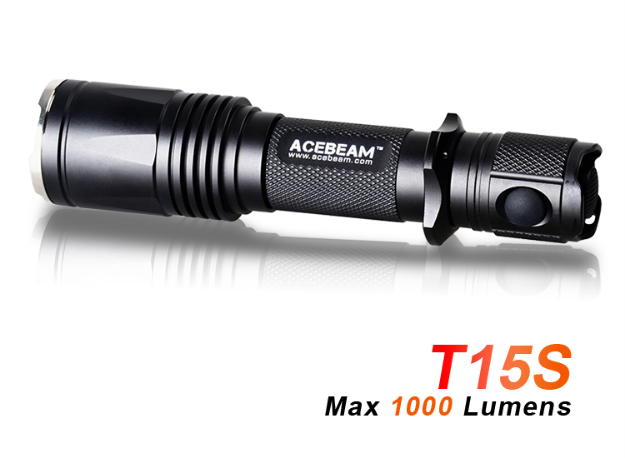 Picture of 1000 Lumen LED Flashlight T15S