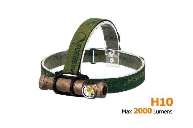 Picture of Acebeam H10 Led Headlamp