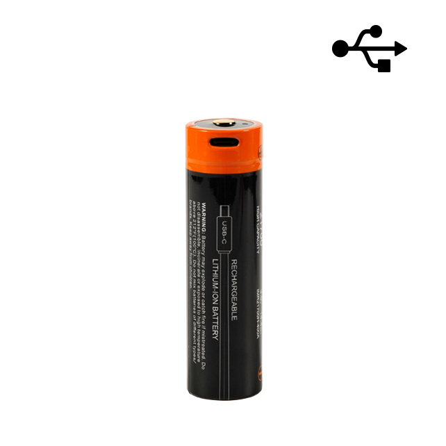 Picture of Acebeam 30A 21700 Battery - 4000mAh