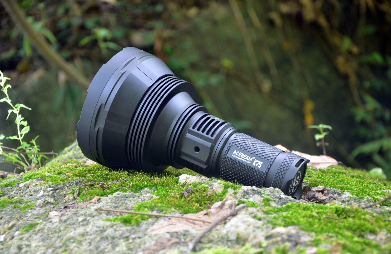 Acebeam Powerful LED Flashlight