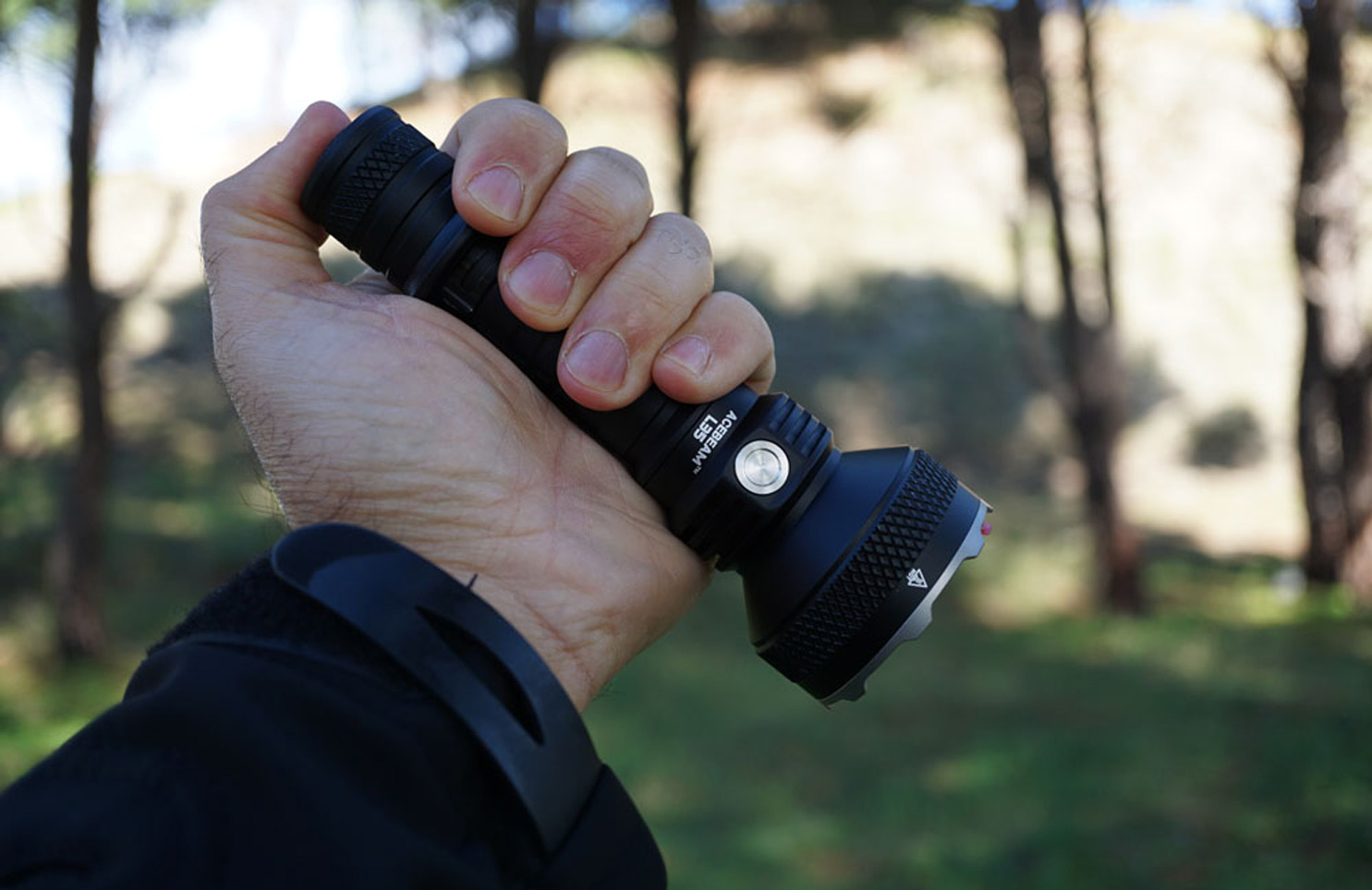 Picture of L35 Brightest Tactical Flashlight