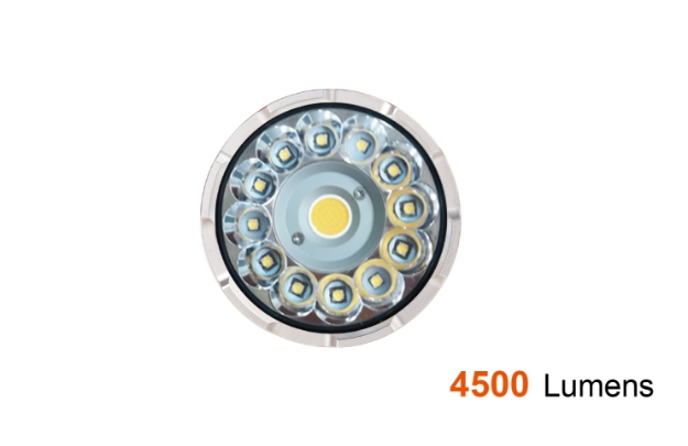 LED Flashlight Acebeam